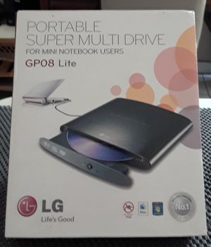 PORTABLE CD DVD PLAYER for Sale in TWN N CNTRY, FL