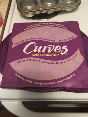 Portion Control Plate for Sale in Amarillo, TX