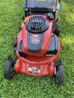 Toro Self Propelled mower *Serviced for Sale in Enfield, CT