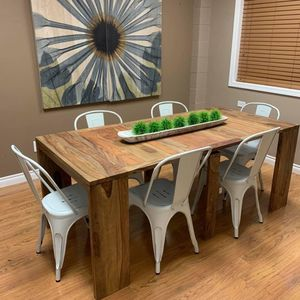 Convertible Dining Table/Desk (Modern Home Furniture ) for Sale in Everett,, WA