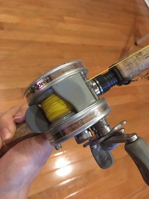 All star Fishing rod/reel for Sale in Austin, TX