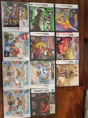Nintendo 3DS, Wii, PS3 for Sale in Overland, MO