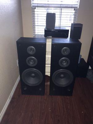 Technics speaker's for Sale in Grand Prairie, TX