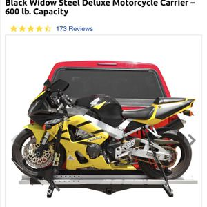 Motorcycle Carrier for Sale in Oxon Hill, MD