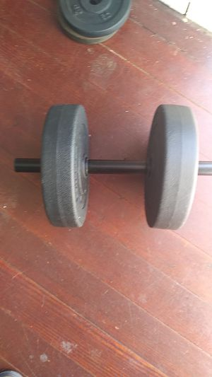 Dumb bell for Sale in Pawtucket, RI