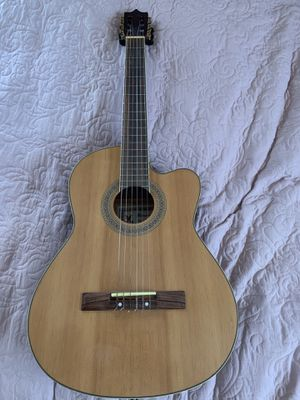 Acoustic Nylon Strings Guitar for Sale in Hemet, CA