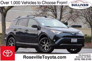 2017 Toyota Rav4 Hv for Sale in Roseville, CA