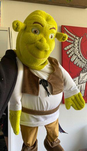Shrek stuffed animal for Sale in Flower Mound, TX