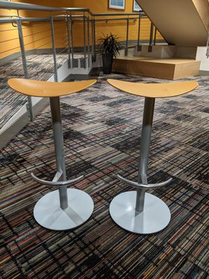 Enea Cafe Post Stools by Coalesse for Sale in Seattle, WA