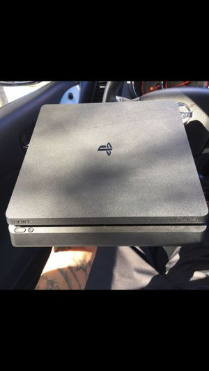 Ps4 slim w/ 2k19 & black ops 4 for Sale in Temple Hills, MD