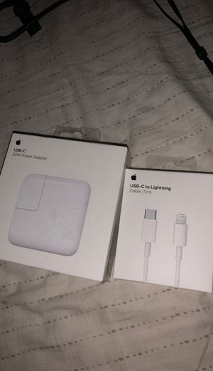 APPLE USB-C Charger UNOPENED for Sale in Sidney, OH