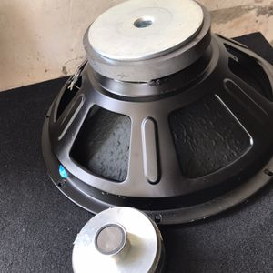 15 inch speaker and twitter for Sale in Los Angeles, CA