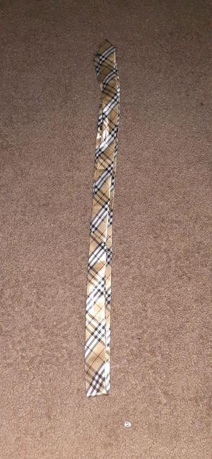 burberry tie for Sale in Las Vegas, NV