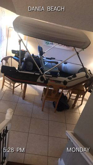 Small fishing tender for a nice day out on the water for Sale in Fort Lauderdale, FL