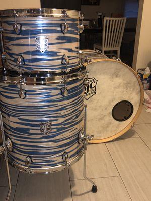 SJC Drums Custom Drum Set for Sale in Bridgeport, CT