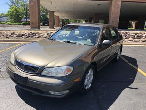 2001 Infiniti I30 Clean Title Leather Loaded for Sale in Northbrook, IL