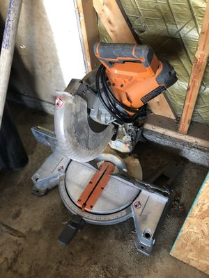 Saw , nail gun and air compressor for sell for Sale in Affton, MO