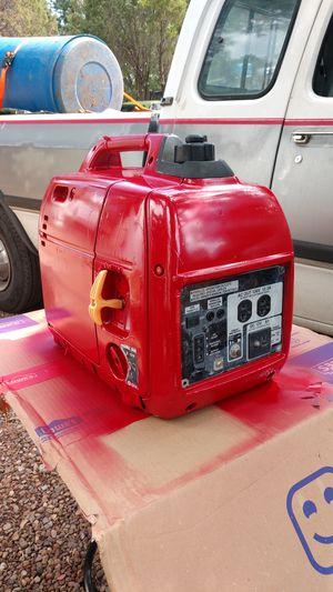Honda 2000 inverter generator for Sale in Pinetop-Lakeside, AZ