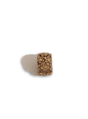 14k Gold Pandora Flower Clip for Sale in Alexandria, VA