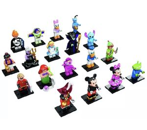 Complete Disney mini figures series 1 set for Sale in Anaheim, CA