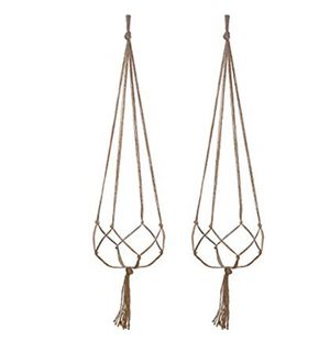 Set of 2 Hanging Plant Holders for Sale in Brea, CA