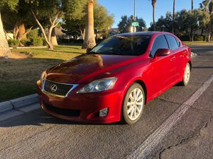 2009 Lexus IS 250 for Sale in Las Vegas, NV