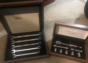 Snap On Collector's Edition & 70th Anniversary 24k Engraved Tools for Sale in Gig Harbor, WA