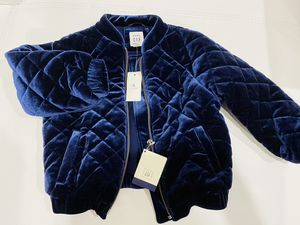 Baby Gap Velvet Jacket Size 2 for Sale in Hanover, MD