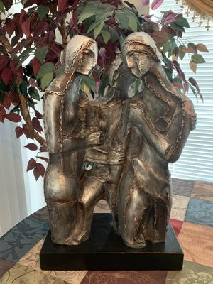 Embracing Family Sculpture for Sale in Houston, TX