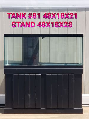 75 gal reef ready fish tank for Sale in Staten Island, NY