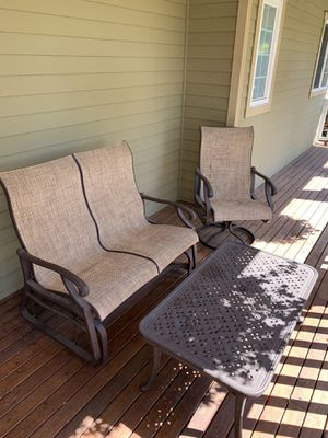 Outdoor furniture set -11 piece for Sale in University Place, WA