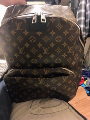 Louis Vuitton backpack for Sale in Barnhart, MO