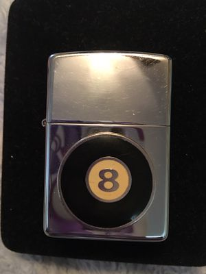 Zippo 8 Ball Lighter XIII for Sale in Broomfield, CO