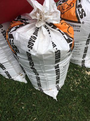 50lbs bags sawdust $$10 bag for Sale in Murfreesboro, TN