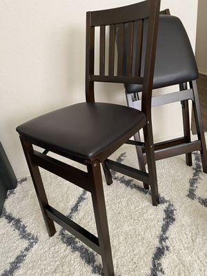 Wooden Bar Chairs brand new for Sale in Dunedin, FL