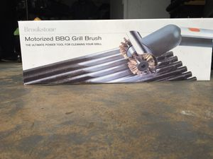 Motorized Grill Brush for Sale in Orlando, FL