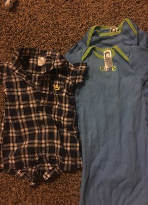 0-3 baby clothes boy lot for Sale in Salt Lake City, UT