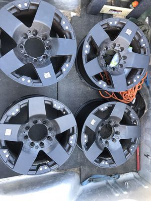 XD rims for sale for Sale in Chelan, WA