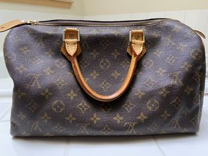 Louis Vuitton speedy 30 for Sale in Puyallup, WA