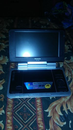 Portable dvd player Panasonic for Sale in Dallas, TX