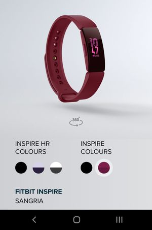 Fitbit Inspire NEW for Sale in Commerce City, CO