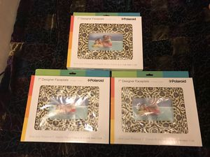 New set of 3 picture frames for Sale in Hyattsville, MD