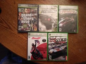Games for Xbox 360. for Sale in Phoenix, AZ