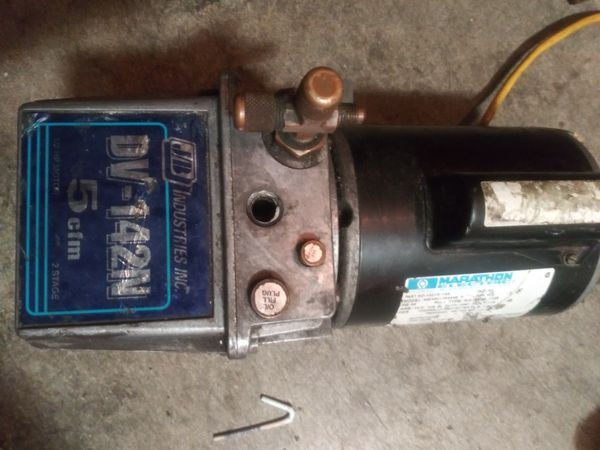 Freon Recovery/Vacuum pump