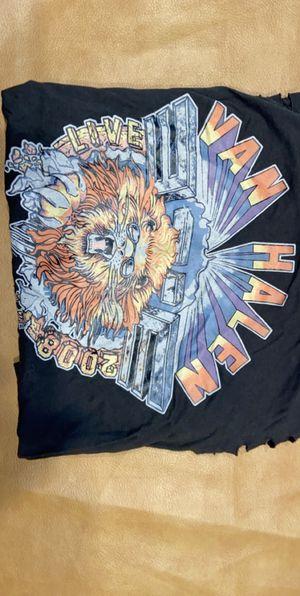 Torrid Van Halen Shirt for Sale in Council Bluffs, IA