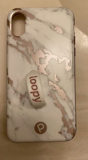 Loopy case for IPhone X/XS for Sale in San Diego, CA