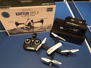 Protocol Kaptur GPS II Wi-Fi Drone with HD Camera VR Edition for Sale in West Palm Beach, FL