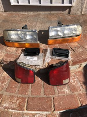 Chevy s10 parts for Sale in Bakersfield, CA