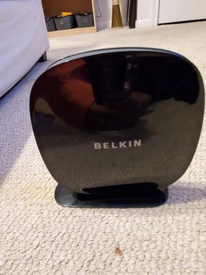 Belkin wireless router for Sale in Spring, TX