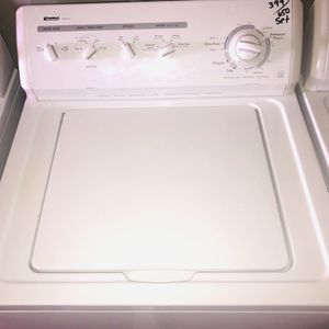 Kenmore Super Capacity Washer 90 Days Warranty for Sale in Turlock, CA